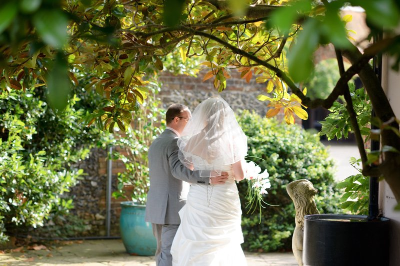 wedding photographer at Bix Manor House