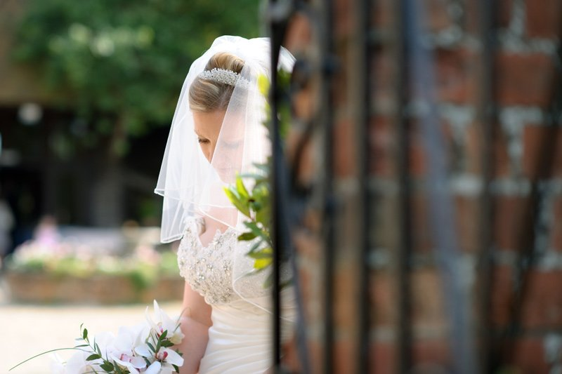 wedding at Bix Manor House in Oxfordshire