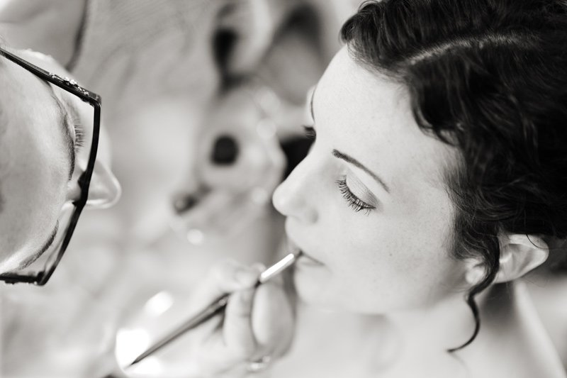 Wedding photography at Losehill House, Derbyshire