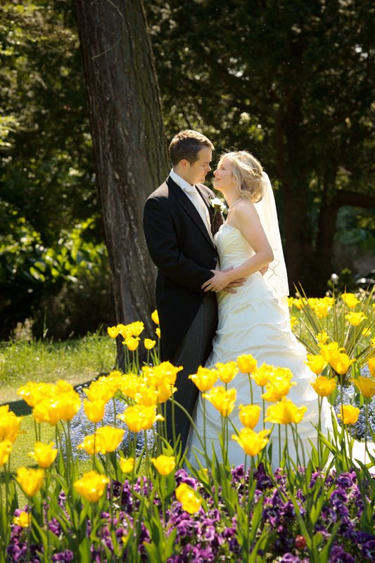 Wedding photography at Whirlowbrook, Sheffield