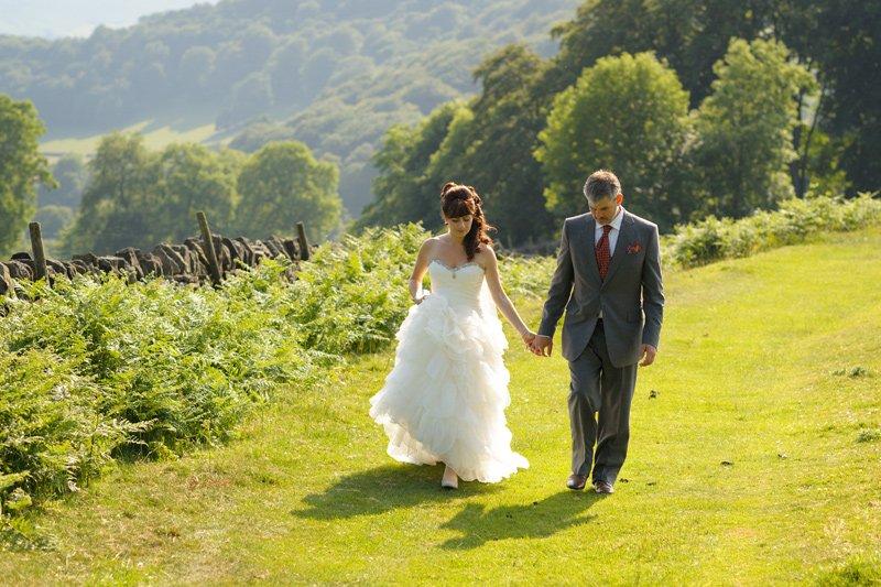 Humanist wedding at North Lees Hall, Derbyshire Peak District