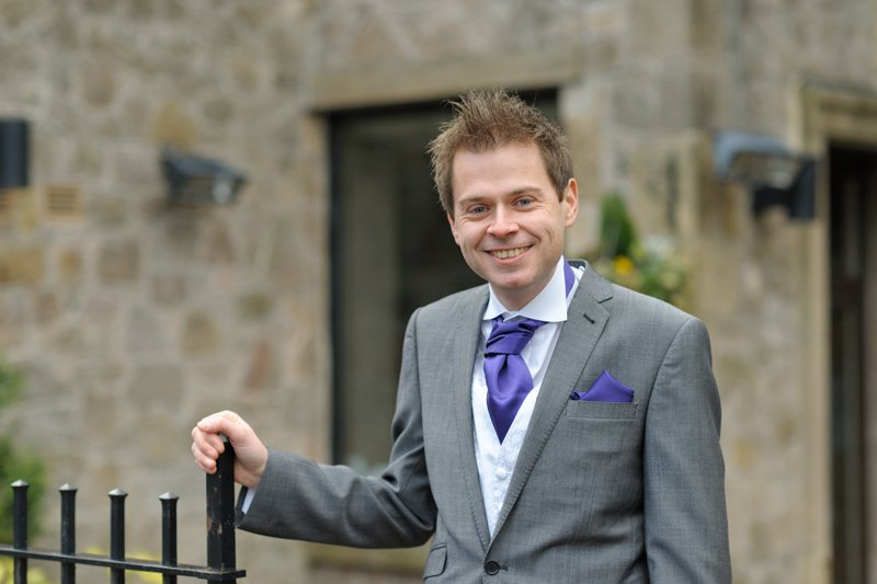 wedding; photography; photographers; Sheffield; The Maynard; Derbyshire; Groom; Peak District