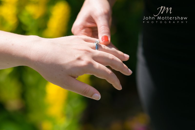 ring shot, wedding photographers in Derbyshire