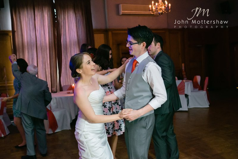 first dance near Sheffield