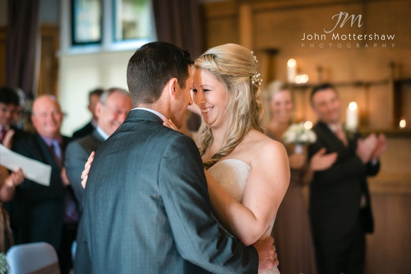 informal wedding photography at the Maynard, Grindleford in Derbyshire