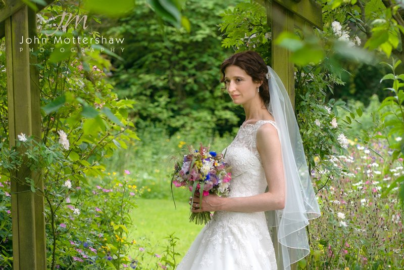 Wedding photographers in Derbyshire