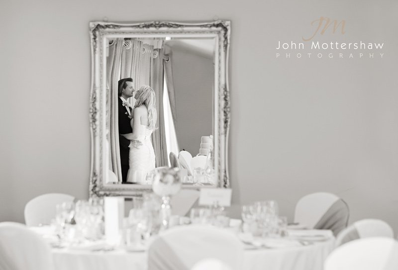 Wedding photographs at the Peak Edge Hotel, Chesterfield in Derbyshire