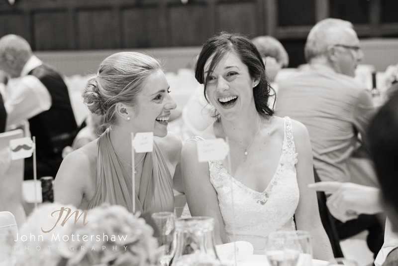 Wedding photography, Repton School in Derbyshire