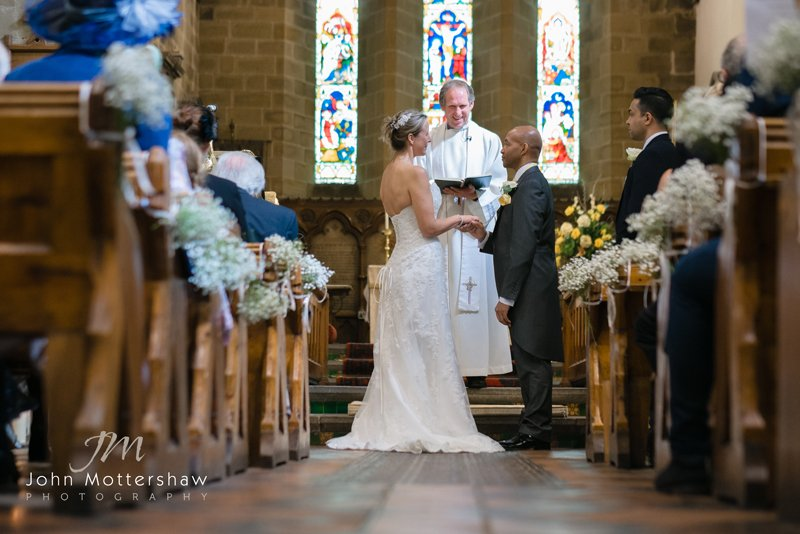 wedding photographer Sheffield, wedding ceremony
