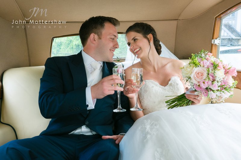 Derbyshire wedding photographer